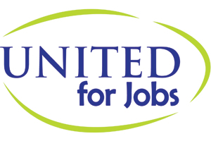 United For Jobs Logo