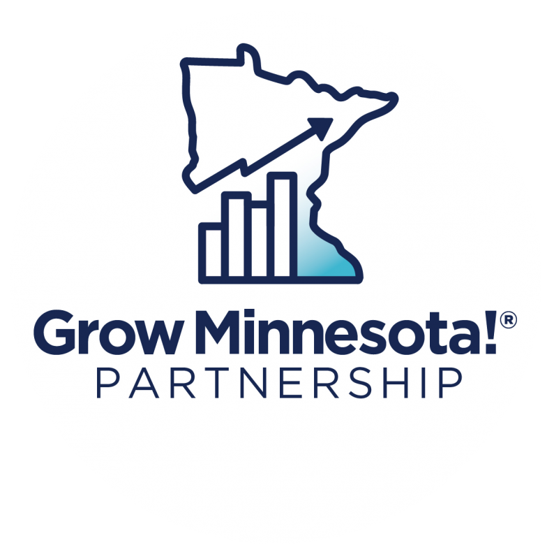 Grow minnesota logo
