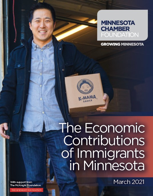 The Economic Contributions of Immigrants in Minnesota